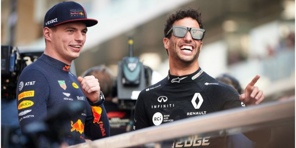 Formula 1: Drive To Survive -...