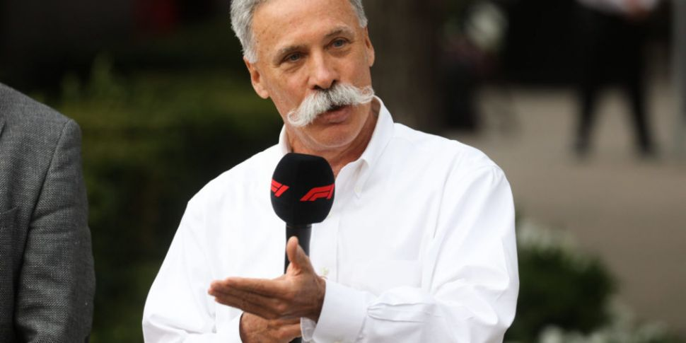 F1 boss Chase Carey committed...