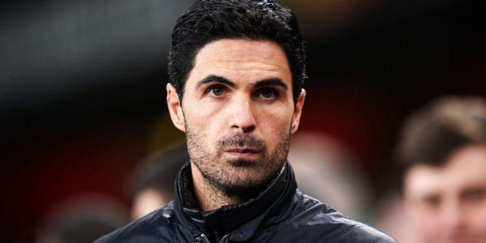 Mikel Arteta responds to Arsen...