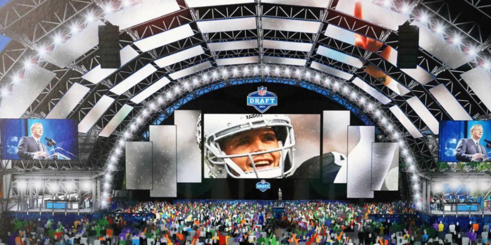 NFL Draft will go ahead as pla...
