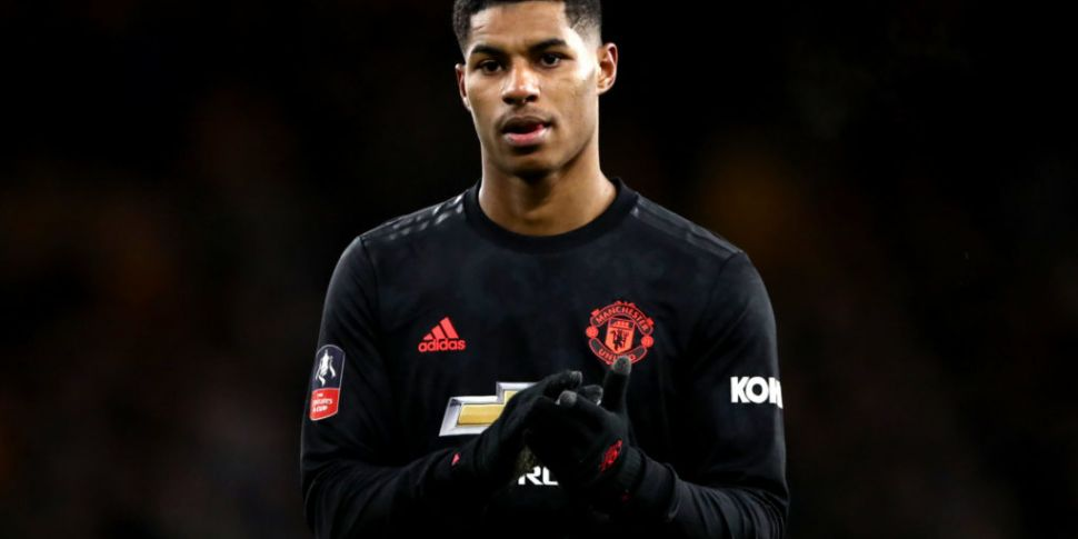 Marcus Rashford Nearing Full Recovery From Back Injury Off The Ball