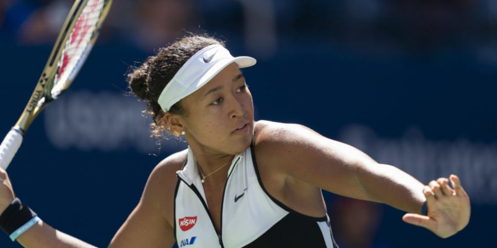 Naomi Osaka secures her second...