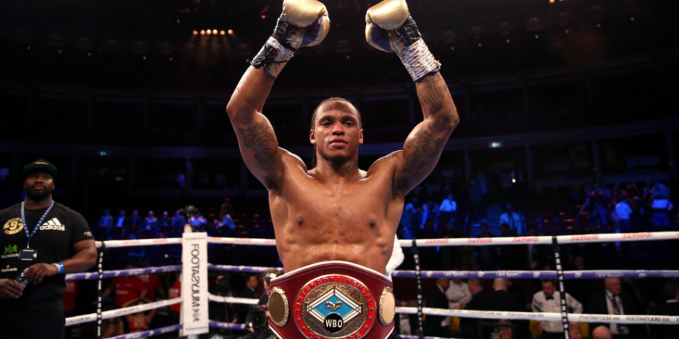 Boxer Anthony Yarde's father d...