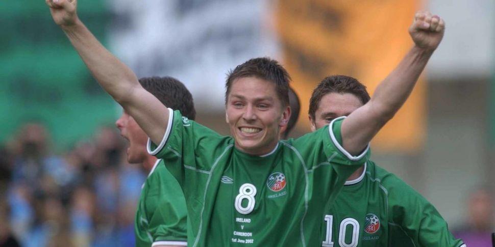 Matt Holland | World Cup memor...