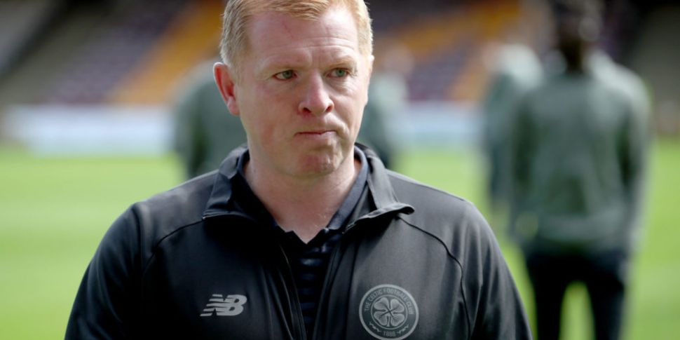 Celtic manager Neil Lennon adm...