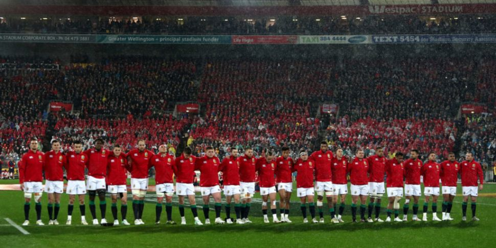 The Lions' tour of South Afric...