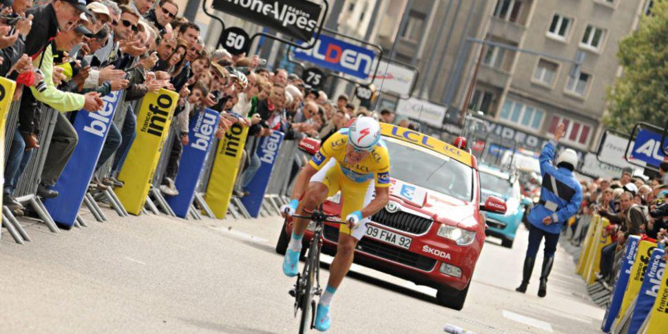 Critérium du Dauphiné postpone...