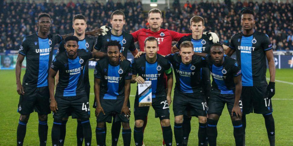 Club Brugge look like champion...