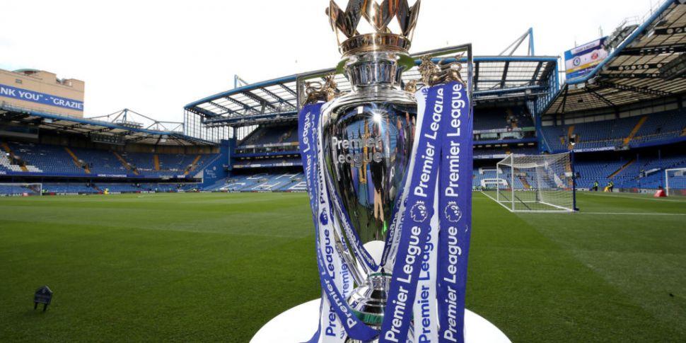 Premier League vow to restart...