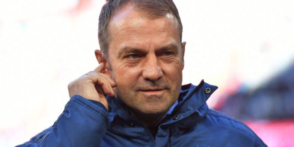 Hansi Flick confirmed as Bayer...