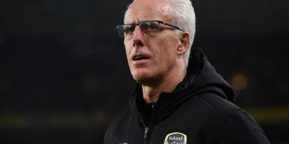 Mick McCarthy in line to becom...