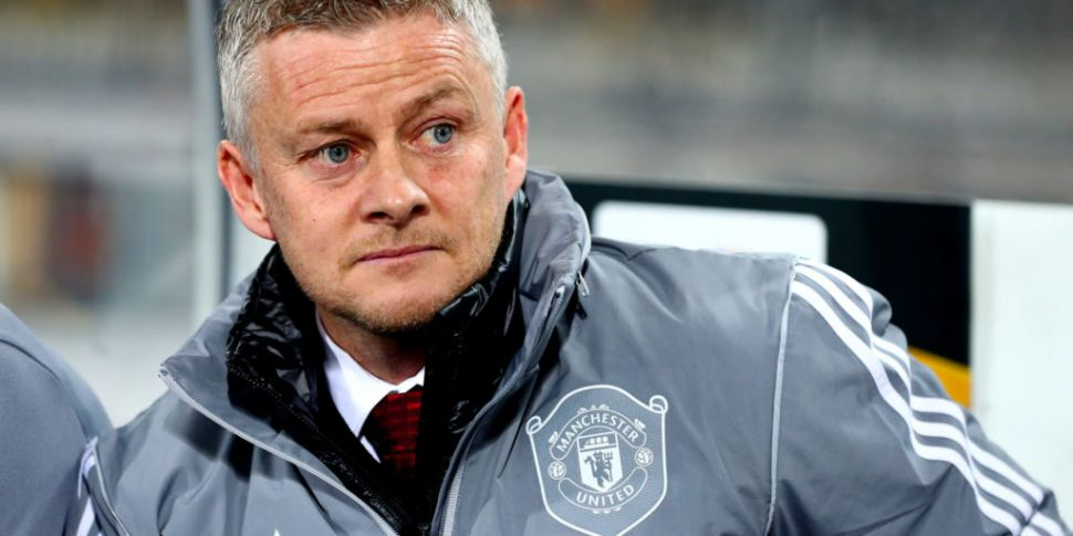 Solskjaer in charge because he...