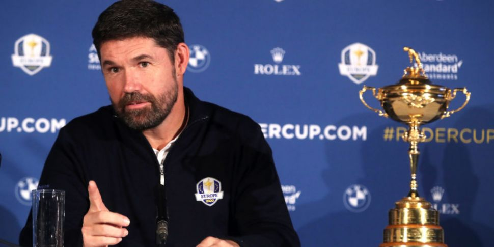 Ryder Cup may have to