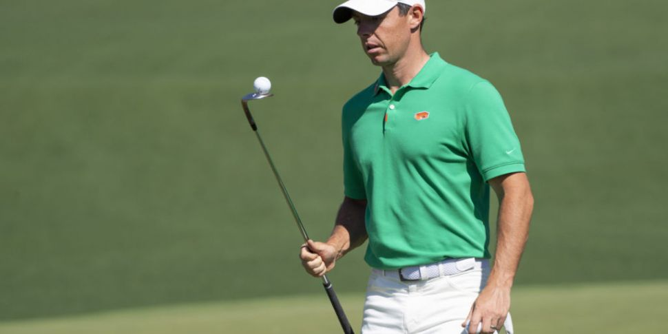 McIlroy plans to hit the groun...