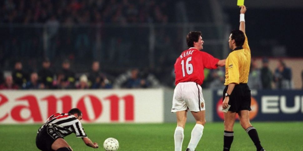 Roy Keane's finest hour and on...