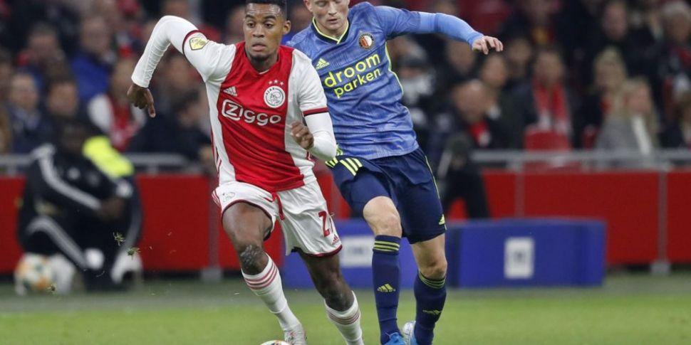 Dutch football bosses say Ered...