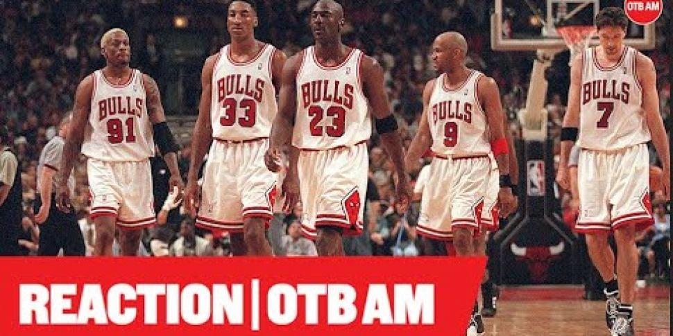 Off The Bull | Jordan, Pippen,...