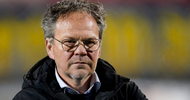 A Disgrace To Dutch Football Cambuur Coach Blasts Promotion Block Off The Ball