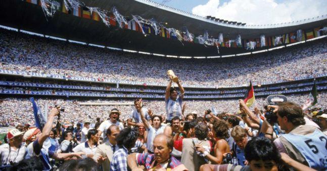Messi did not deserve Golden Ball -- Maradona - Baltimore Sun