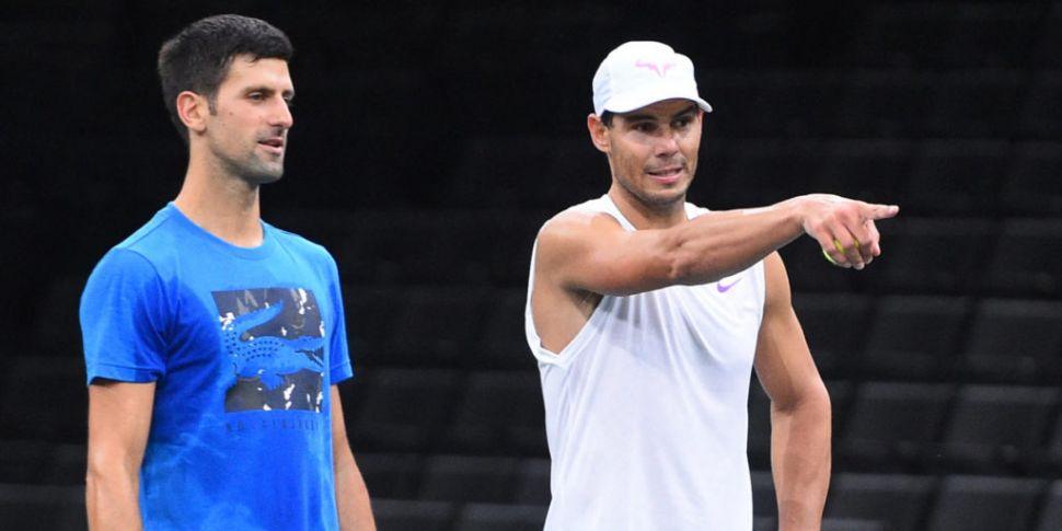 Djokovic and Nadal bound for U...