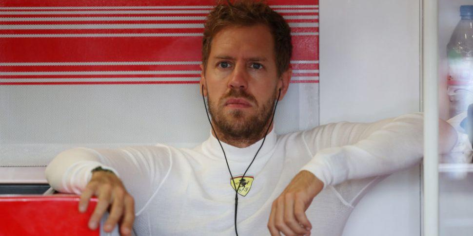 Sebastian Vettel drops retirem...