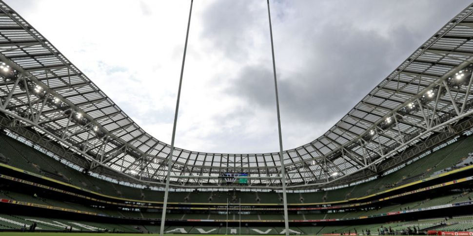 Blank autumn could cost IRFU €...