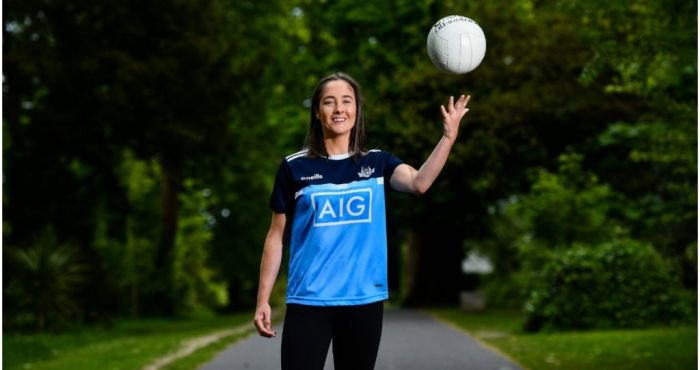 How S The Head Dublin Ladies Footballer Eabha Rutledge Off The Ball