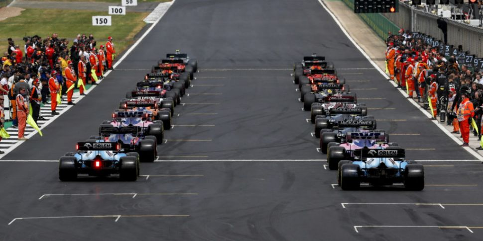 British F1 Grand Prix 'impossi...