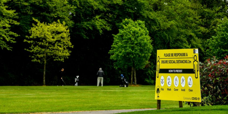 Boost for golf in Ireland as R...