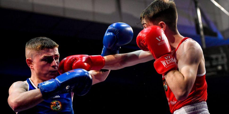 Amateur boxing facing crisis a...