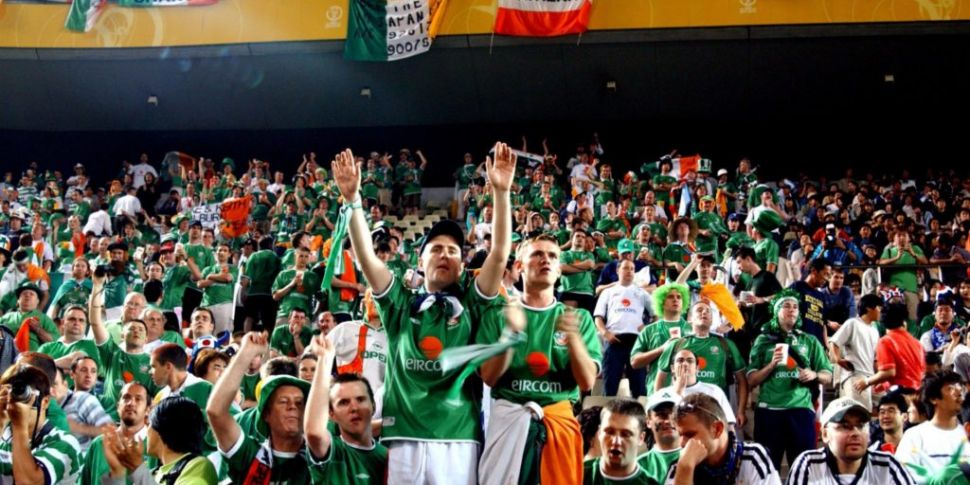In pictures | How Irish fans m...