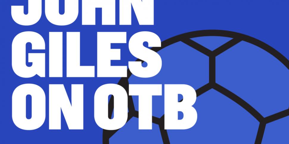JOHN GILES | Training ground '...