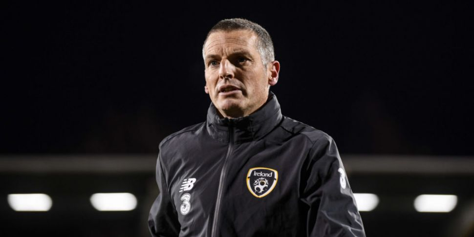 New Irish U21 boss Jim Crawfor...