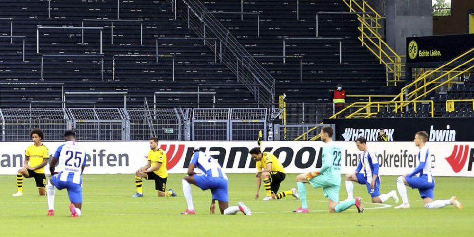 Borussia Dortmund and Hertha B...