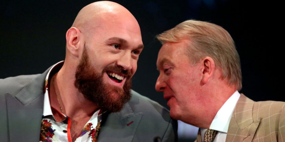 Frank Warren says Hearn-Kinaha...