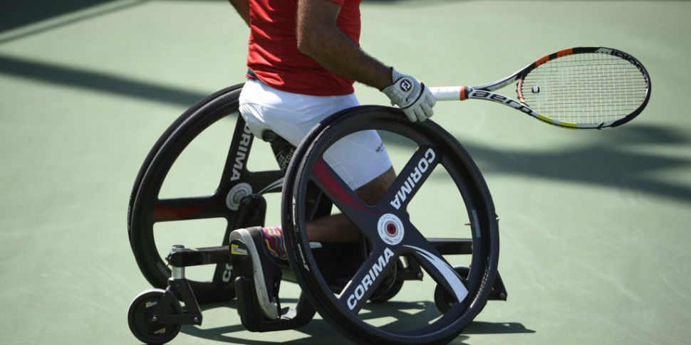 Wheelchair competitions return...