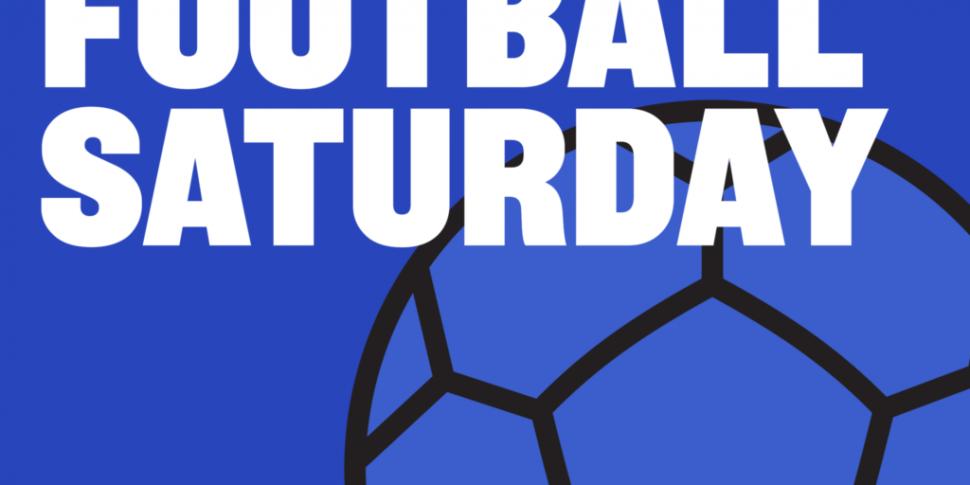 FOOTBALL SATURDAY | Mark Lawre...