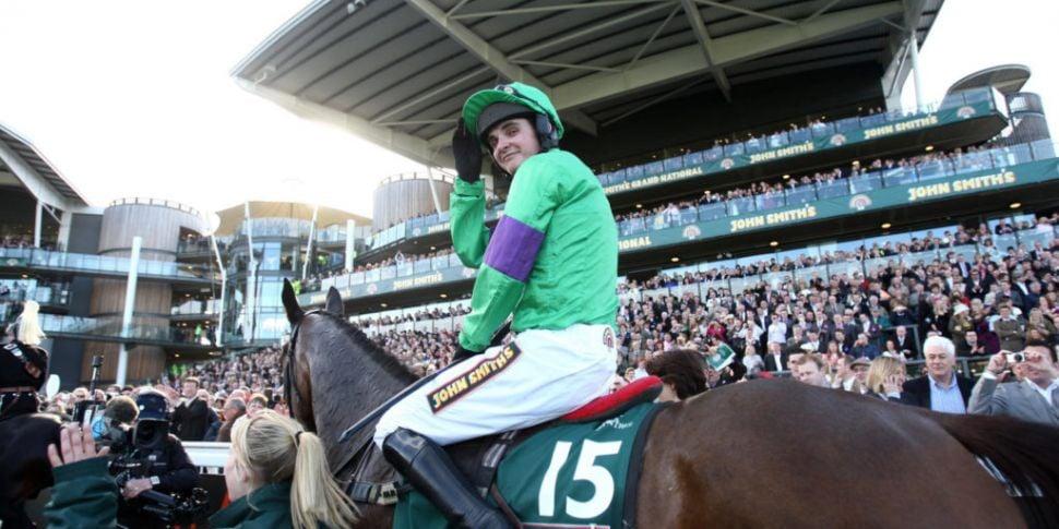 Grand National winning jockey...