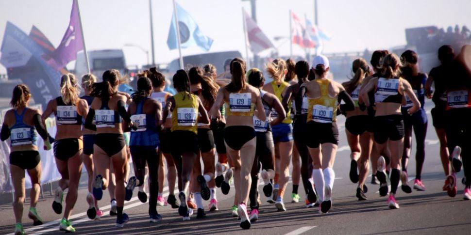 Berlin and New York City marat...
