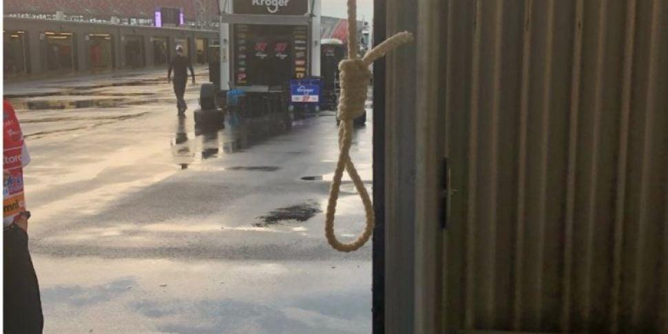 NASCAR reveal noose found in B...
