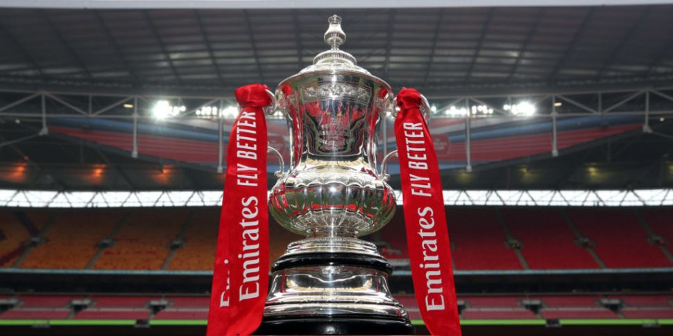 Here's the draw for the FA Cup...