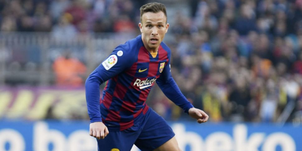 Barcelona Confirm 82m Transfer Of Arthur To Juventus Off The Ball