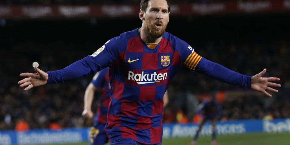 Watch We Re Barcelona Messi Co Hoping Experience Tells Against Bayern Off The Ball