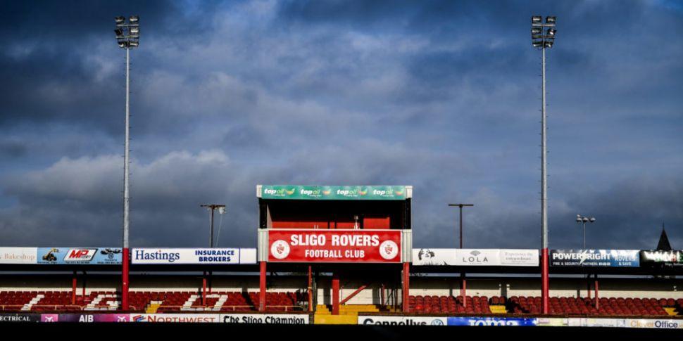 Sligo Rovers take all three po...