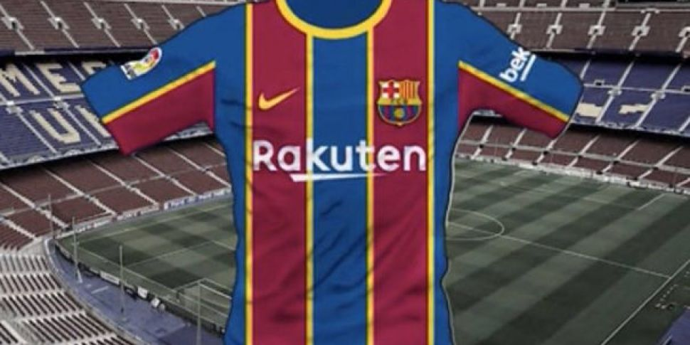 Horror antártico Giro de vuelta  Nike withdraw new Barcelona jersey from sale because of sweat | Off The Ball