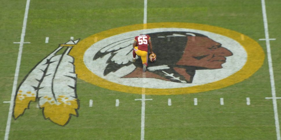 Washington NFL team finally dr...