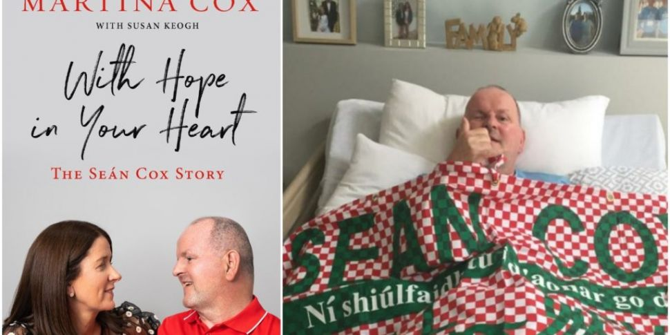 With Hope in Your Heart' | New book on Seán Cox story to be published | Off  The Ball