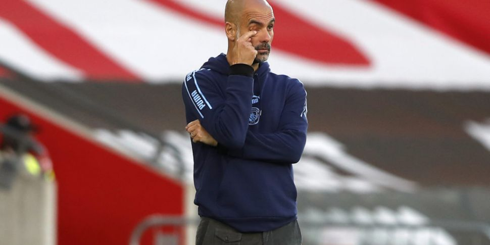 Official: Manchester City two...