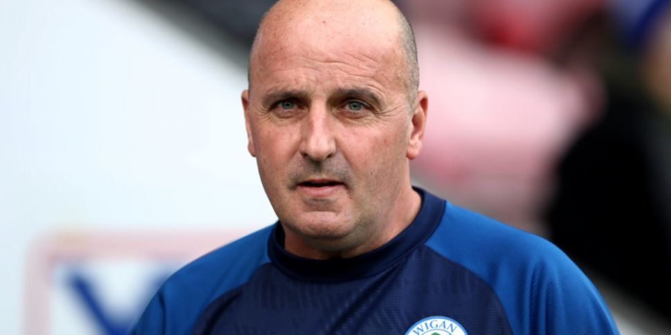Paul Cook named as new manager...
