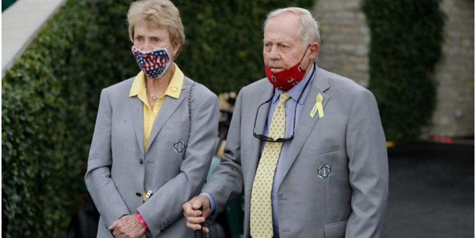 Jack Nicklaus confirms he and...